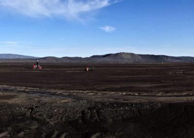 Jusqu'à l'enfer | Islande à vélo