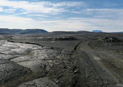 Malbik Endar, à vélo en Islande
