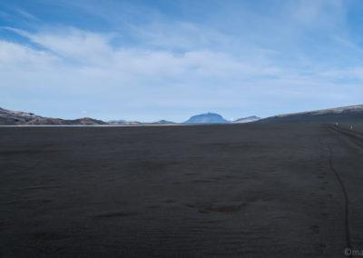 Malbik Endar, F910 et ses 12 km de sable