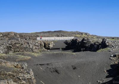 Le pont entre les continents