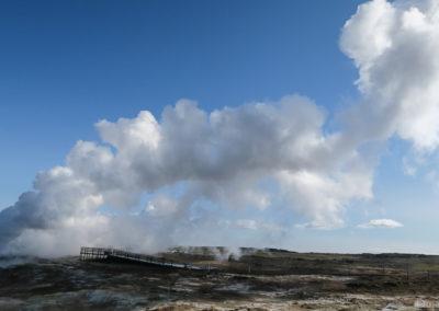 Sources chaudes de Gunnuhver