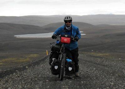 Sprengisandur | Islande à vélo
