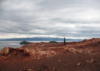 Voyage vélo en Islande Heimaey