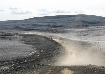 Voyage vélo en Islande Piste F26 - Sprengisandur à vélo