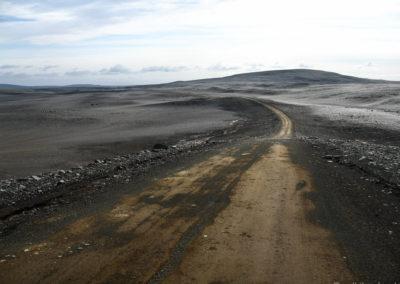 Voyage vélo en Islande Piste F26 - la sprendisandur