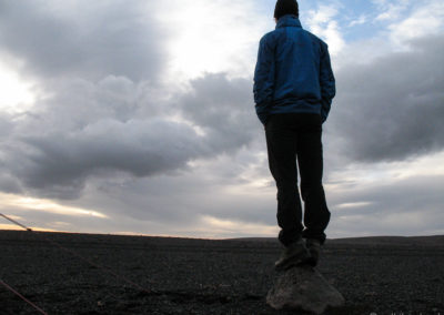 Les hauts-plateaux d'islande à vélo