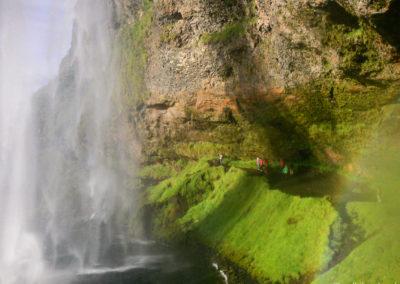 Voyage vélo en Islande Seljalandsfoss-0137