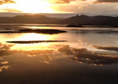 Voyage vélo en Islande Höfn