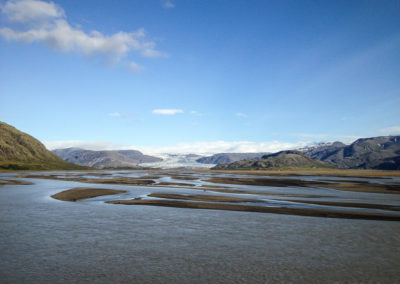 Voyage vélo en islande