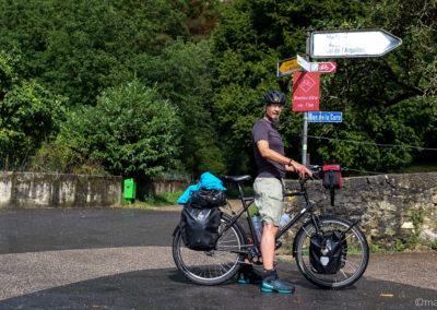 Jura à vélo