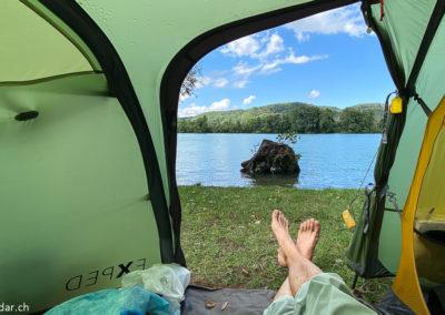 Route du Rhin - jour de repos